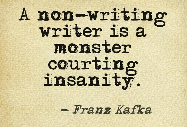 Writers and Kafka