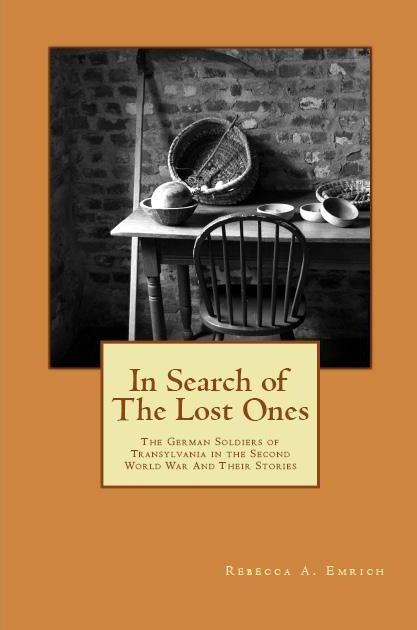 In Search of The Lost Ones