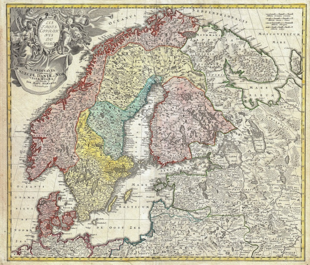 kingdom of Sweden 1717