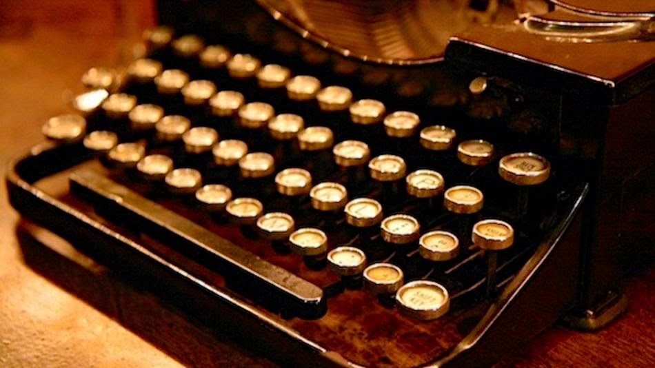 writing typewriters