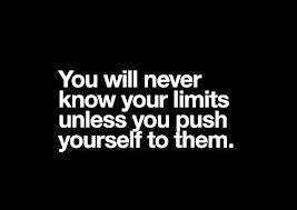 testing your limits quote